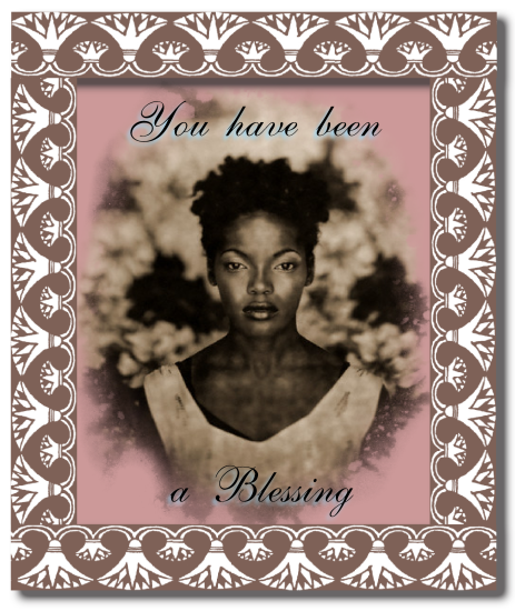 african american greeting cards, afrocentric greetings, black, Birthday card
